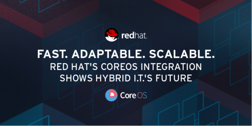 Red Hat announces plans to integrate CoreOS Tectonic, Quay and