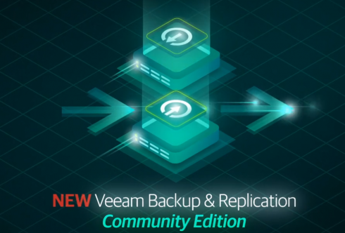 Veeam relaunches free-to-use VM backup offering - ITOps Times