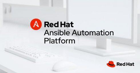 Red Hat Ansible Automation Platform announcement image