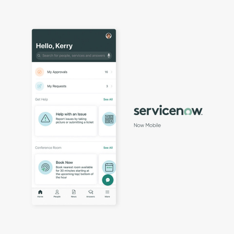 ServiceNow Now Mobile now available in ServiceNow New York release