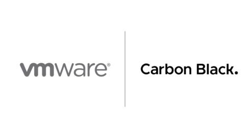 VMware and Carbon Black logos