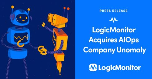 LogicMonitor acquires Unomaly