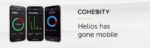 Cohesity Helios mobile app