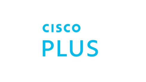 Cisco Plus logo