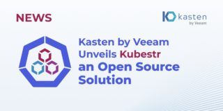 Kasten by Veeam launches Kubestr open source project