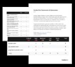 Attestation reports in HackerOne
