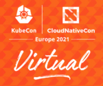 KubeCon + CloudNativeCon Europe 2021 logo