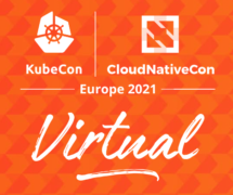 KubeCon + CloudNativeCon Europe 2021 logo