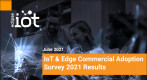 Eclipse Foundation's 2021 IoT and Edge Commercial Adoption Survey cover