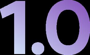 Terraform 1.0 logo