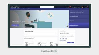 Employee Center in ServiceNow Platform Rome